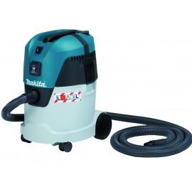Makita VC2512L, Прахосмукачка електрическа за сухо и мокро почистване 1000 W, 3600 л/мин, 25 л