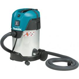 Makita VC3011L, Прахосмукачка електрическа за сухо и мокро почистване 1000 W, 3600 л/мин, 30 л