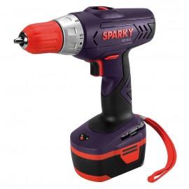 Винтоверт акумулаторен Sparky BR 15E /14,4 V, 1,3 Аh/