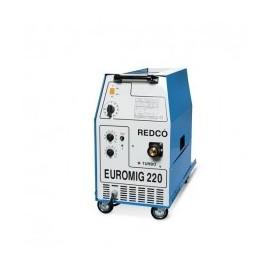 Заваръчен телоподаващ апарат EUROMIG 220 Redco