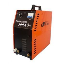 Електрожен инверторен Професионал 500А трифазен Вики Б