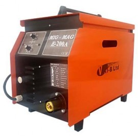 Заваръчен телоподаващ апарат МИГ-МАГ 200А Вики Б /ролка 15 кг./