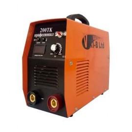 Инверторен заваръчен апарат Професионал 200 ТК Вики Б