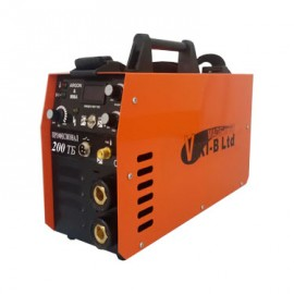Инверторен заваръчен апарат ТИГ Професионал 200 ТБ Вики Б