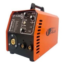 Инверторен заваръчен апарат COMBO WELD E 200 А Вики Б