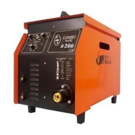 Инверторен заваръчен апарат COMBO WELD E 200 А Вики Б /ролка 15 кг./