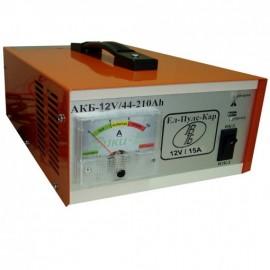 Инверторно зарядно устройство ЕлПулсКар 12V-15A Вики Б