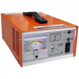 Инверторно зарядно устройство ЕлПулсКар 12/24V-10A Вики Б