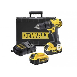 DeWALT DCD780M2, Винтоверт акумулаторен 2-скоростен 18 V, 4 Ah, 0-600 / 0-2000 об./мин, 60 Nm
