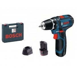 Винтоверт акумулаторен Bosch GSR 10.8-2-Li /10,8 V, 2 Аh/