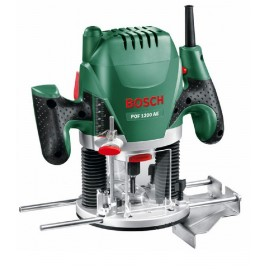 Bosch POF 1200 AE, Оберфреза ръчна 1200 W, 11 000-28 000 об./мин, ф 6-8 мм