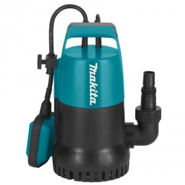"""Makita PF0300, Помпа потопяема дренажна за чисто или леко замърсена вода 8.4 м3/ч, 7 м, 1 1/2"""""""
