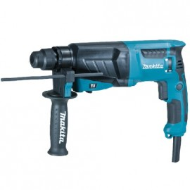 Перфоратор Makita електрически SDS-plus, 800 W, 2.4 J, HR2630