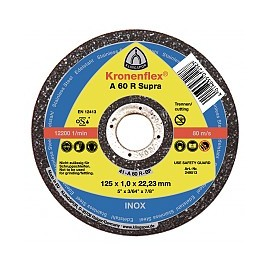 Диск за метал ф125 х 1.0 INOX Klingspor
