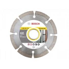 Диск диамантен за сухо рязане на армиран бетон и стр. материали Bosch /ф115/
