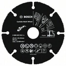 Диск карбиден универсален Bosch /ф115/