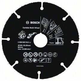 Диск карбиден универсален Bosch /ф125/