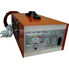 Инверторно зарядно устройство ЕлПулсКар 24V-25A Вики Б