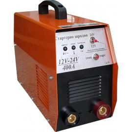 Инверторно стартерно устройство 12/24V-400A Вики Б