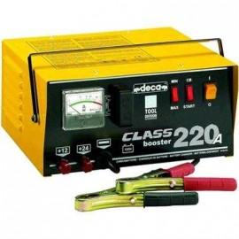 Deca CLASS BOOSTER 220A, Устройство стартерно 12/24 V, заряд 20 A (20-300 Ah), стартер 150 A