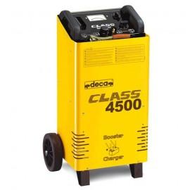 Deca CLASS BOOSTER 4500, Устройство стартерно 12/24 V, заряд 50 A (35-600 Ah), стартер 330 A