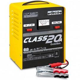 Deca CLASS 20A, Зарядно устройство за акумулатор 12/24 V, 20 A, 10-250 Ah, 230 V