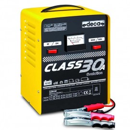 Deca CLASS 30A, Зарядно устройство за акумулатор 12/24 V, 30 A, 20-300 Ah, 230 V