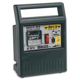 Зарядно устройство за акумулатор Mach 214 Deca /4А/