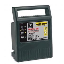 Зарядно устройство за акумулатор Matic 116 Deca /6А/