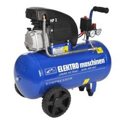 Компресор E 241/8/24 ELEKTRO maschinen /1500 W, 24 л, 8 bar/