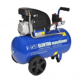 Компресор с електродвигател 8 bar, 50 л, 2.0 к.с., 230 V REM Power E 241/8/50