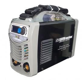 Електрожен инверторен MMA 190 A, 230 V, 1.6-4 мм REM Power WMEm 190