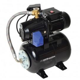 """Уредба хидрофорна с цилиндричен съд 24 л, 4.2 м3/ч, 45 м, 1"""" - 1"""" REM Power WPEm 5552/24 G"""