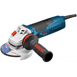 Bosch GWS 17-125 CIE, Ъглошлайф електрически с регулатор на оборотите и плавен пуск ф 125 мм, 1700 W, 2800-11 500 об./мин