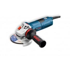 Bosch GWS 13-125 CIE, Ъглошлайф електрически с регулатор на оборотите и плавен пуск ф 125 мм, 1300 W, 2800-11 500 об./мин