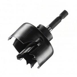 Боркорона за дърво с държач комплект Bosch /ф48/ 2609256D04