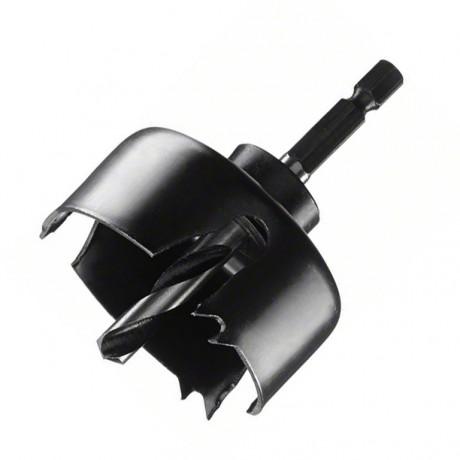 Боркорона за дърво с държач комплект Bosch /ф54/