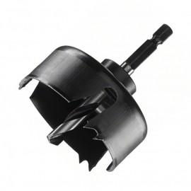 Боркорона за дърво с държач комплект Bosch /ф60/