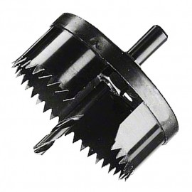 Боркорона за дърво комплект Bosch /ф25-63, 18мм, 7ч./