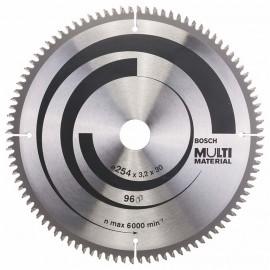 Диск циркулярен за алуминий Bosch /254, 30, 3.2, z80/