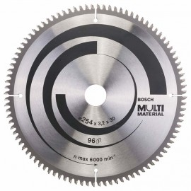Диск циркулярен за алуминий Bosch /254, 30, 3.2, z96/