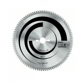 Диск циркулярен за алуминий Bosch /300, 30, 3.2, z96/