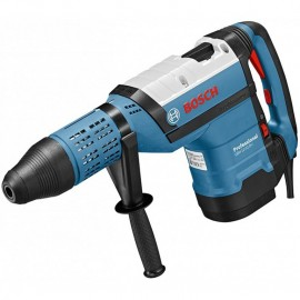 Bosch GBH 12-52 D, Перфоратор SDS-max електрически 1700 W, 0-220 об./мин, 1750-2150 уд./мин, 19 J