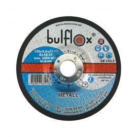 Диск за метал ф125 х 3.0 Bulflex