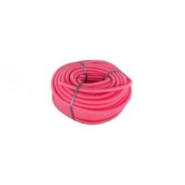 Гофрирана тръба ф23-червена х 50м