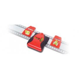 Линия с лазерен нивелир Kapro 814 Prolaser Set-A-Shelf /600мм/