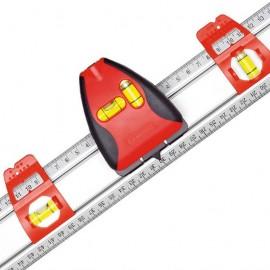 Линия с лазерен нивелир Kapro 814 Prolaser Set-A-Shelf /800мм/