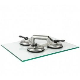 Вендуза тройна за плоскости Bohle BO 603.0 /ф120 мм, 100 кг/