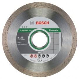 Диск диамантен за сухо рязане на керамика Bosch /ф115/