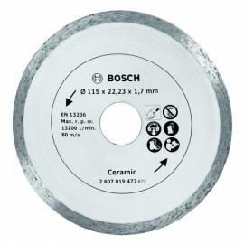 Диск диамантен за сухо рязане на керамика Bosch /ф115/ Ceramic